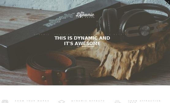 The dynamic high performance wordpress theme medium